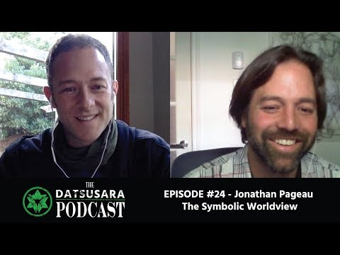 The Datsusara Podcast - #24 - Jonathan Pageau - The Symbolic Worldview