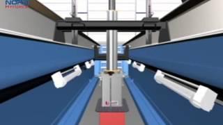 Канавные подъёмники для грузовых станций техобслуживания