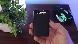 ОБЗОР Alfawise Mini True ► НЕОБЫЧНЫЕ Bluetooth 5.0 НАУШНИКИ!