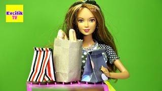 Video Kendin Yap Bölüm 9 | Barbie bebekler için kese kağıdı nasıl yapılır | Evcilik TV download MP3, 3GP, MP4, WEBM, AVI, FLV November 2017