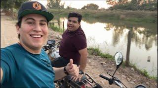 RUTEANDO EN LAS MOTOTOYS- EL CHIQUETE GORDO ARCE