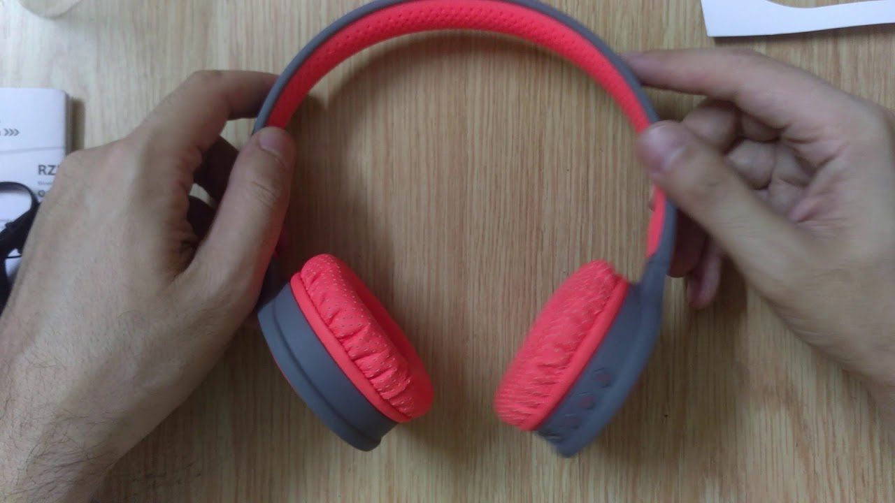 f2d4ae1a1c8 toshiba headphones wireless RZE BT180H - سماعة توشيبا وايرليس - YouTube