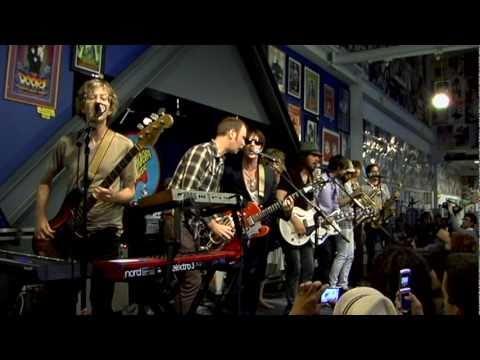 Broken Social Scene - 7/4 (Shoreline) [Live at Amoeba]