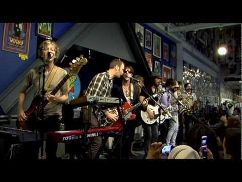 Broken Social Scene - 7/4 (Shoreline) [Live at Amoeba]