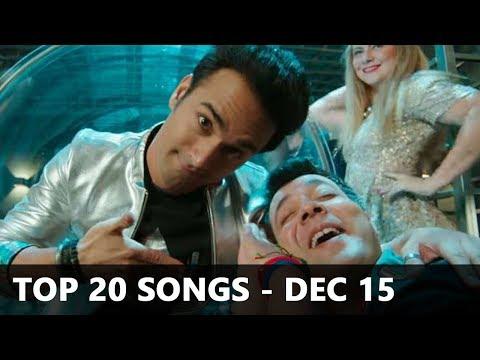Top 20 Bollywood Songs of the Week (Radio Mirchi Charts) - December 15, 2017