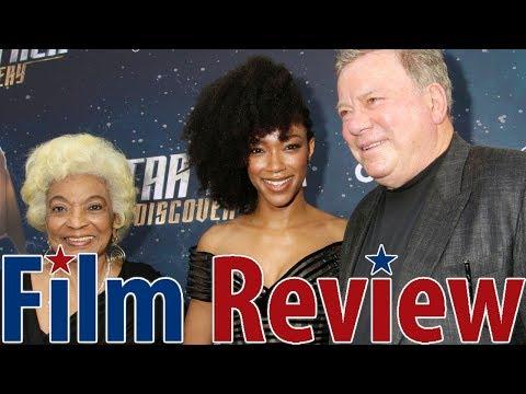 Star Trek: Discovery's Sonequa Martin-Green on hearing she had star role! SOUNDBYTE