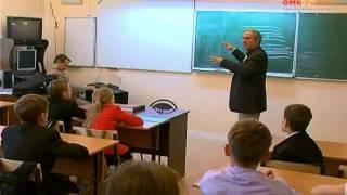 Открытый урок Михаила Казиника в Выксе (1)