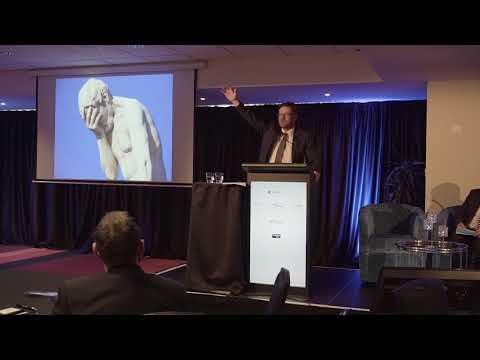 Neil McInroy, CEO of CLES - Economic Development NZ 2017