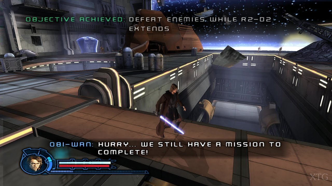 Star Wars Episode Iii Revenge Of The Sith Ps2 Gameplay Hd Pcsx2 Xtimelessgaming Let S Play Index
