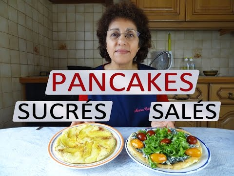 des-pancakes-sucrés-et-salés-|-recette-de-maman-cuisine