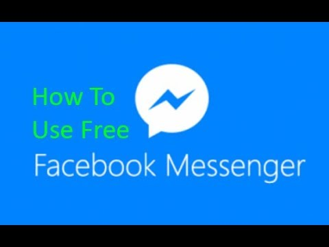 How To Use Free Facebook Messenger | Syed Sami Ahmed Shah