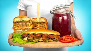 음식 챌린지: 인기 애니메이션 영화에 나오는 음식 따라…