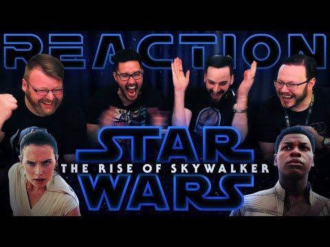 Star Wars: Episode IX The Rise of Skywalker - Teaser REACTION!!