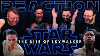 Download Star Wars: Episode IX The Rise of Skywalker - Teaser REACTION!! Mp3 and Videos