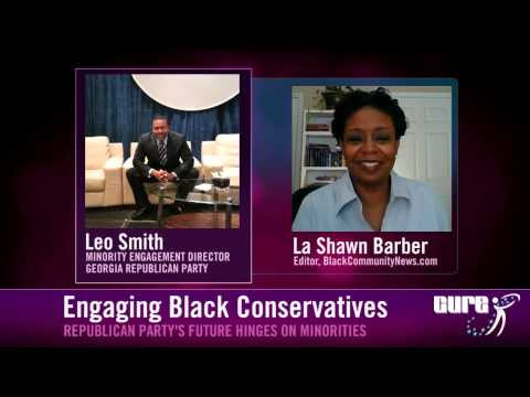 Georgia GOP official, Leo Smith, hails minority outreach success