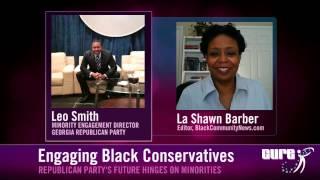 Georgia GOP official, Leo Smith, hails minority outreach success