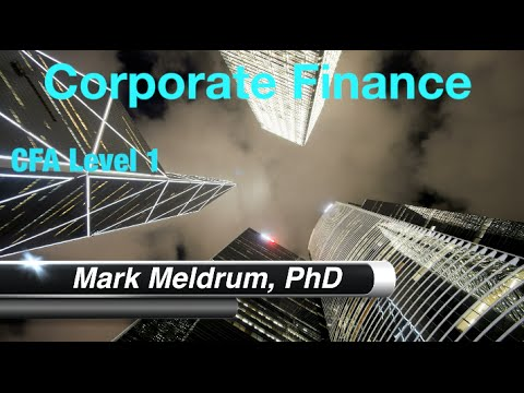 36.  CFA Level 1 Corporate Finance R40 Corporate Governance LO7