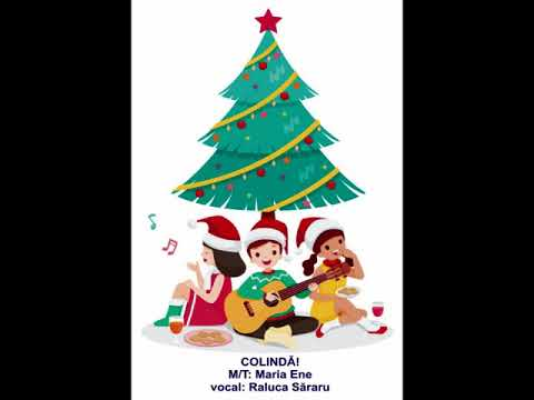 COLINDA! – Cantece pentru copii in limba romana