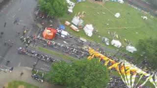Tour de l'ile de Montréal 2010 - Vue Aérienne / Aerial View  - Ressac Media Social Media Video thumbnail