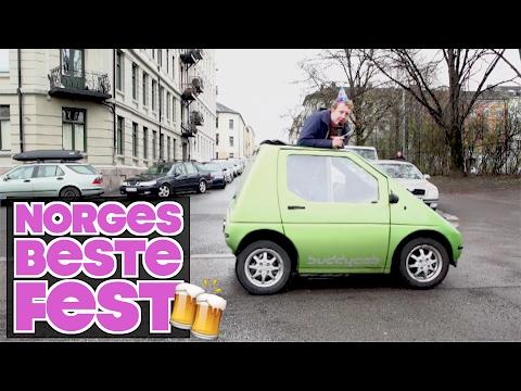 Norges Beste Fest #1: Norges rånerhovedstad