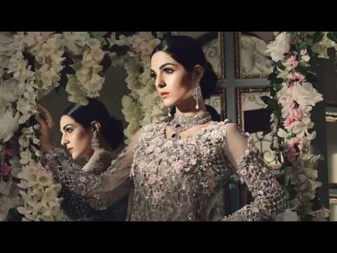 Maria .B Latest Bridal Collection 2017-18 Weding Dresses