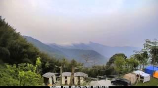 司馬限山嵐露營區.