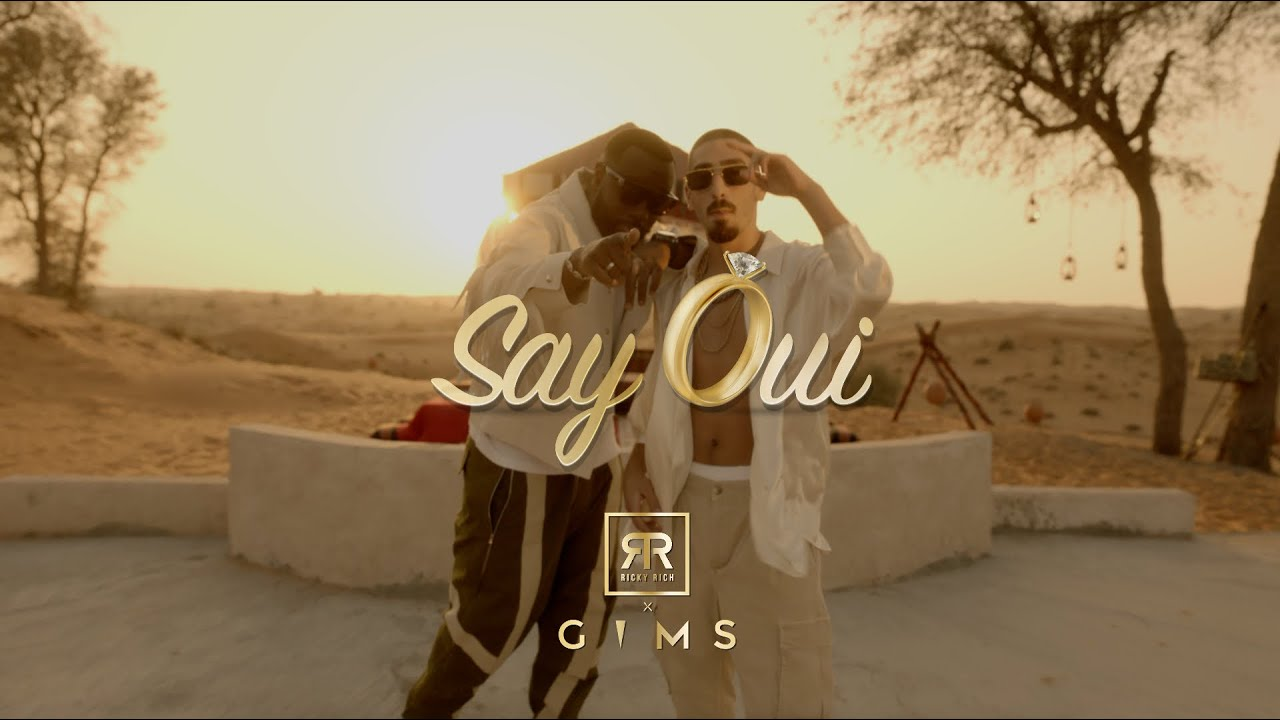 Download Ricky Rich x GIMS – Say Oui (Official Video)