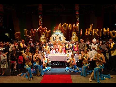 2017 Buddha Birth Day Festival 布里斯本南岸公園佛誕節慶祝大會