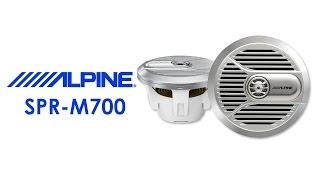 Alpine SPR-M700 — морская акустика — видео обзор 130.com.ua(Морскую акустику Alpine SPR-M700 можно купить на 130.com.ua: ..., 2013-08-07T09:44:23.000Z)