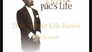 2Pac - Street Life Remix New 2010