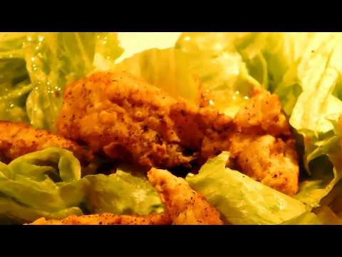 HOW TO FRY POLLOCK FISH  FILLETS,GOUJONS