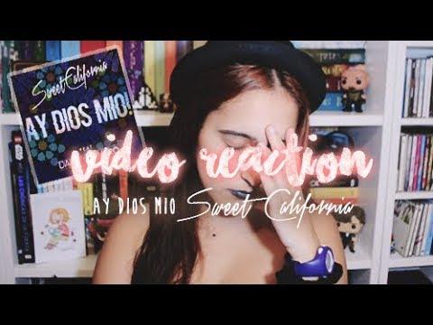 AY DIOS MÍO! - Sweet California & Danny Romero   Reacción al videoclip   Sther Weasley