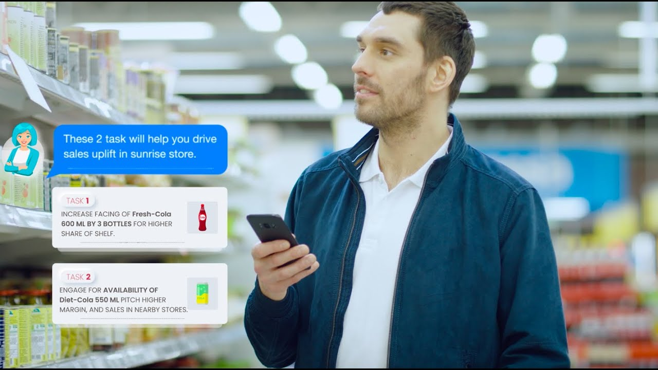 Download AI/ML Powered Nest Best Action (NBA) to drive In-Store Execution