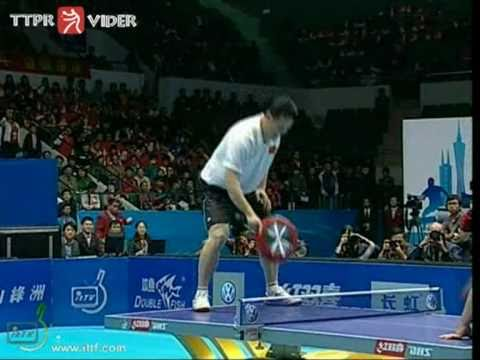 Table Tennis: Spectacular Exhibition (Highlights)