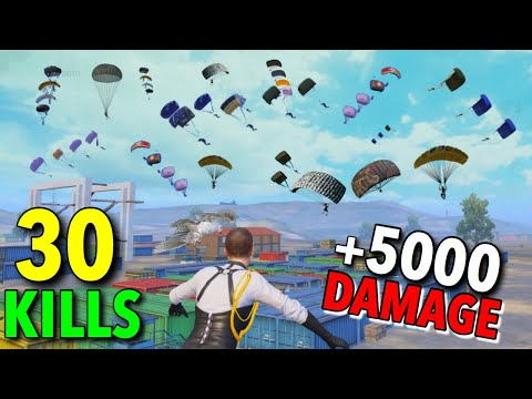 new-record-landing-in-georgopol!!!-|-30-kills-solo-vs-squad-|-pubg-mobile