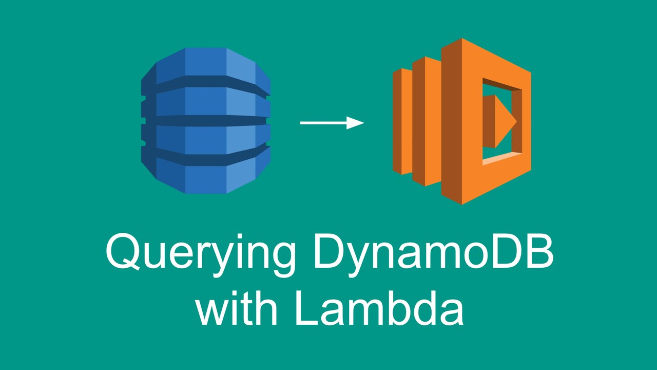 Reading data from DynamoDB tables (Getting started with AWS Lambda, part 8)