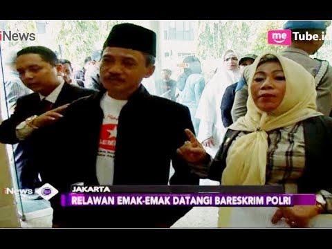 Emak-emak Pendukung Prabowo Polisikan Farhat Abbas soal Hoax Ratna - iNews Sore 08/10