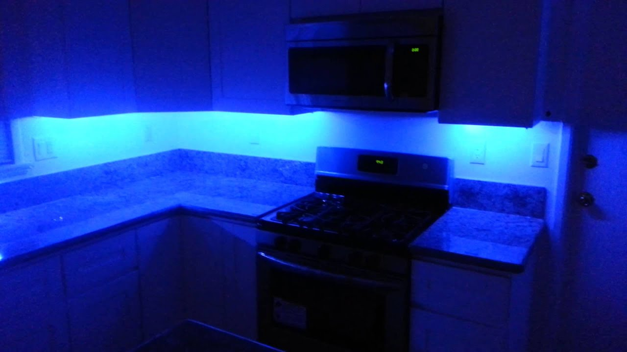 Costco Sylvania MOSAIC LED under cabinet lights kitchen remodel - YouTube