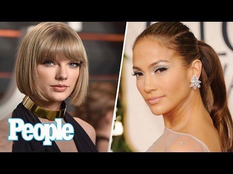 Taylor Swift's Sexy Video With Zayn Malik, Jennifer Lopez New Shoe Line Launch | People NOW | People