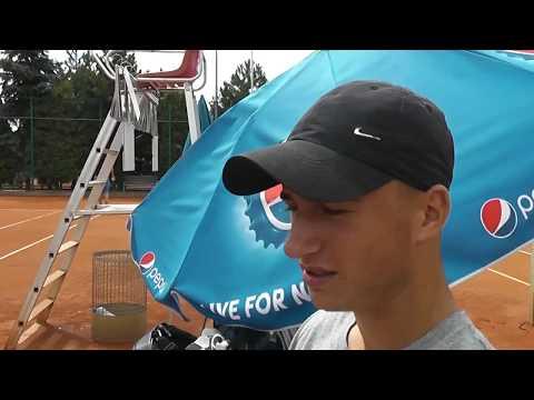 EMPIRE Futures Trnava 2017: interview, finále kvalif., David BRNA (SVK) - Kopeinigg (AUT) 6-4 6-1