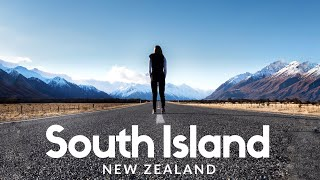 10 Day South Island Road Trip in New Zealand | Visiting Queenstown, Mount Cook, Tekapo + Franz Josef