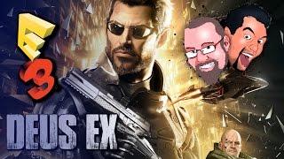 O Deus Ex Mankind Divided  httpjarockplnadchodzinowydeusex Na Deus Ex Mankind Divided czekalimy bardzo dugo a cae czekanie utrudnia fakt