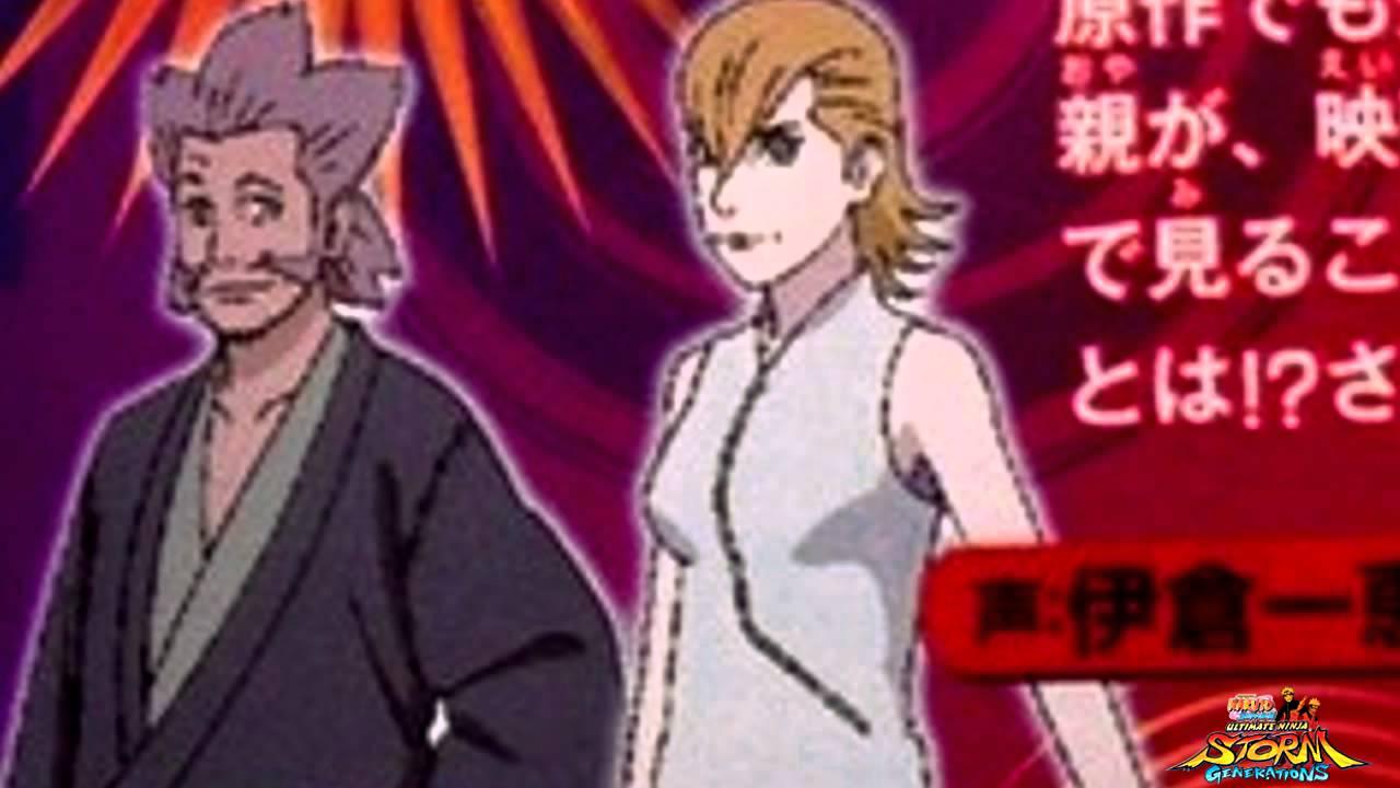 Sakura's Parents revea...