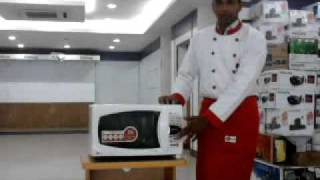 lg microwave oven cum cookery classes demo session part 2 bangalore