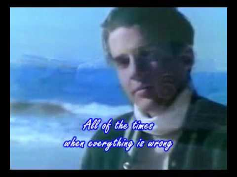 Tommy Page  - A Shoulder To Cry On - with lyric