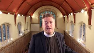 Revd Greg Downes introduces Wycliffe Hall School of Evangelism