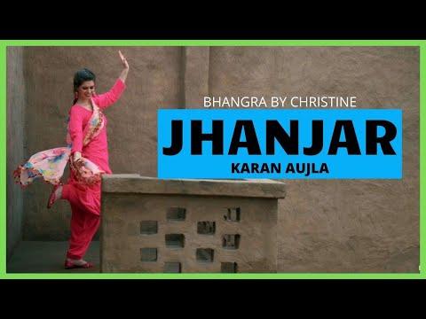 JHANJAR | KARAN AUJLA | Bhangra By Christine | Black Stallion Films