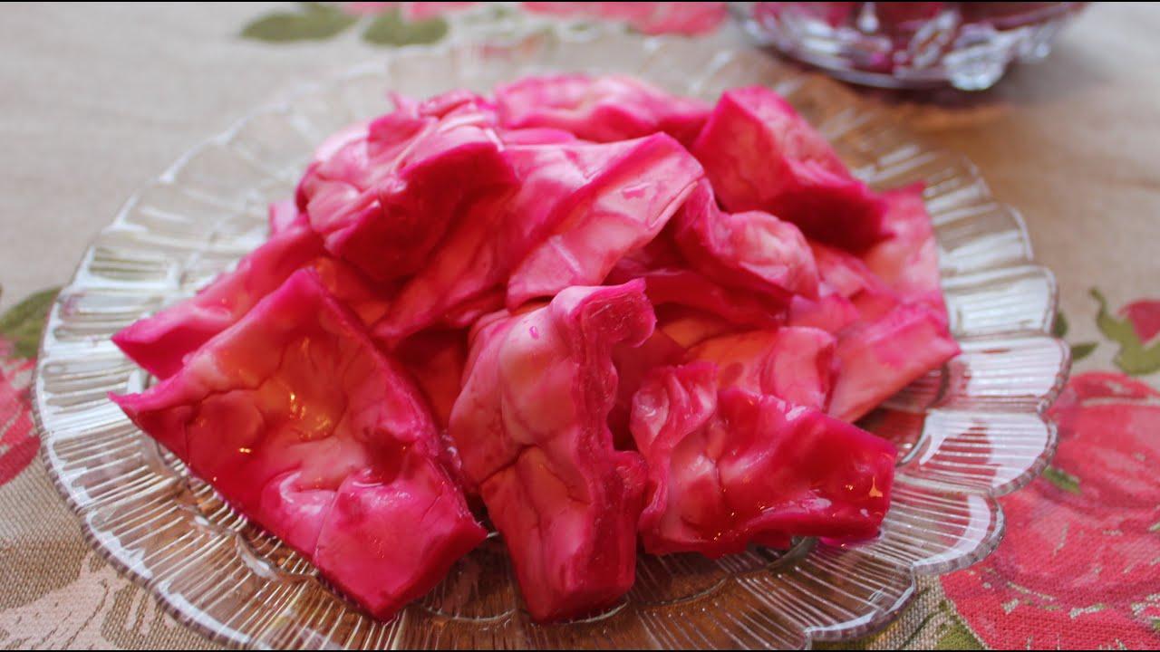 капуста по грузински рецепт маринованной капусты со свеклой