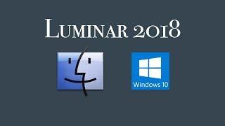Luminar 2018 Tips & Tricks - Episode 1: Mac/Windows Disparity