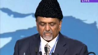 English Speech: 100 Years of the Ahmadiyya Community in UK - Jalsa Salana UK 2013